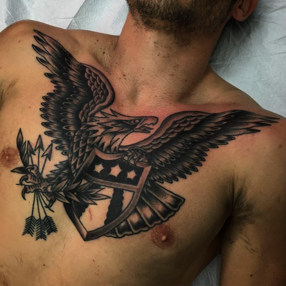 Phil larocca elm street tattoo tattoo artist for Elm street tattoo