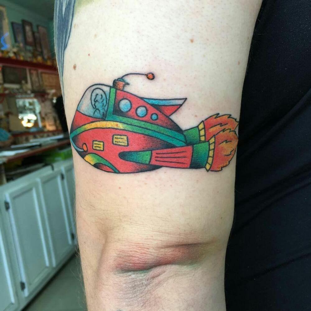 Mark galvan elm street tattoo tattoo artist for Elm street tattoo