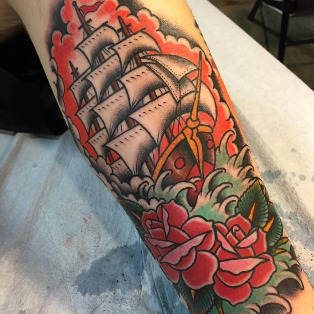 Catalogo Tattoo 2017 oliver peck - elm street tattoo - tattoo artist